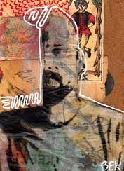 Self Portrait - ATC-72