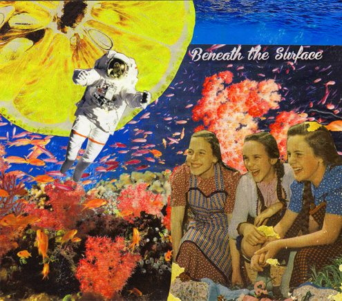 Photo Montage - 1-Beneath The Surface 72