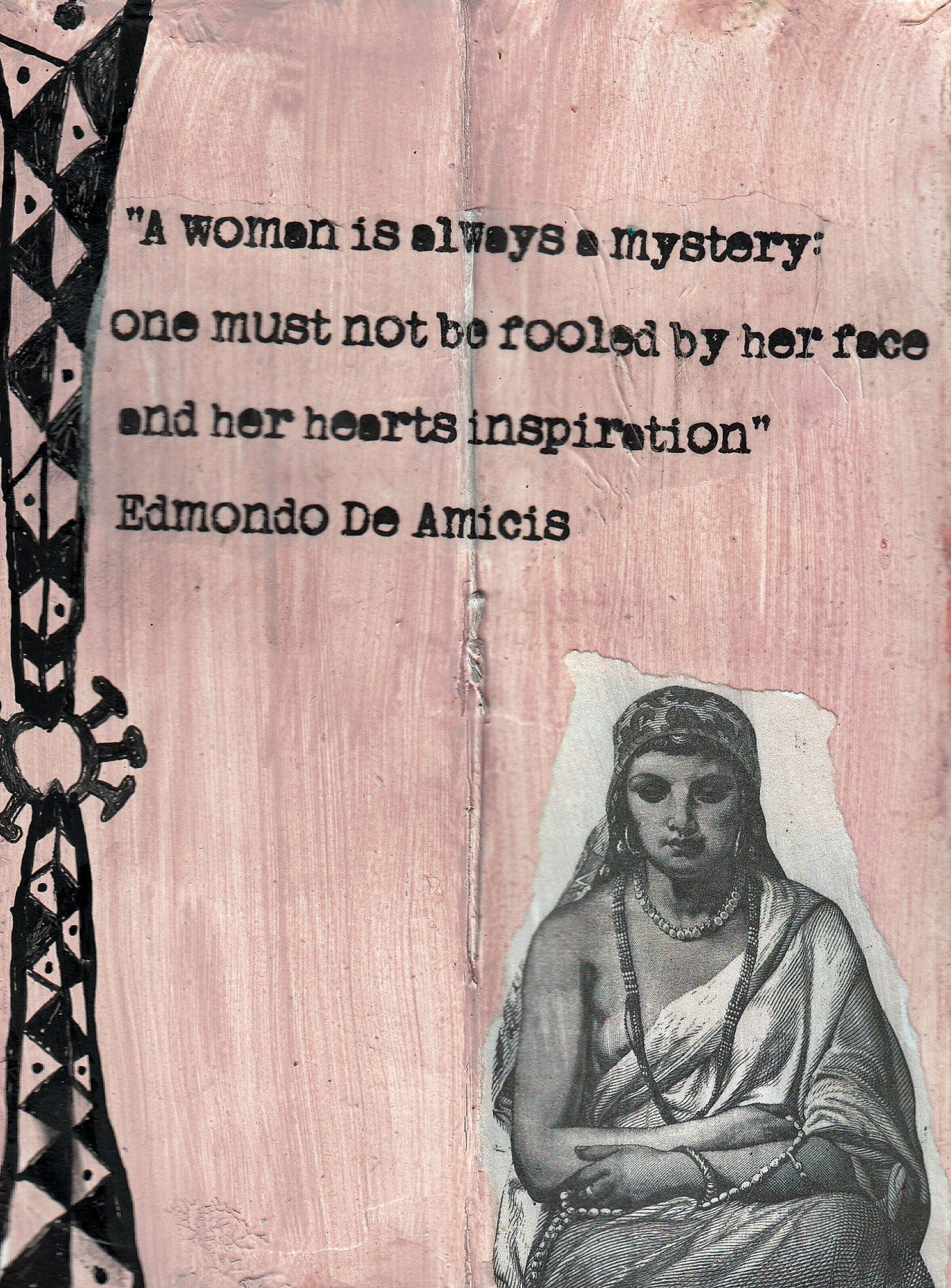 Mystery of a Woman - Center